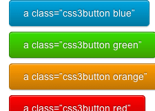 CSS3 Button Snippets