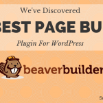 The Best Page Builder Plugin for WordPress!