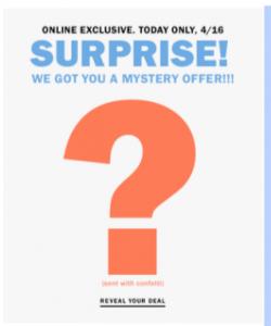 flash sale website